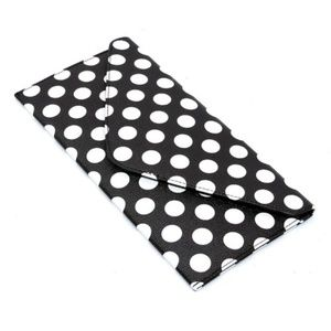 ELPHIS Bags - Polka Dot Envelope Clutch